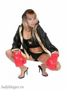 Леди-блогер готова к борьбе