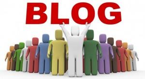 Аудитория блога